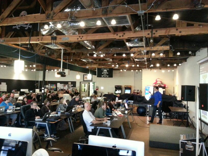 Michael R. Hunter WordCamp Phoenix 2013